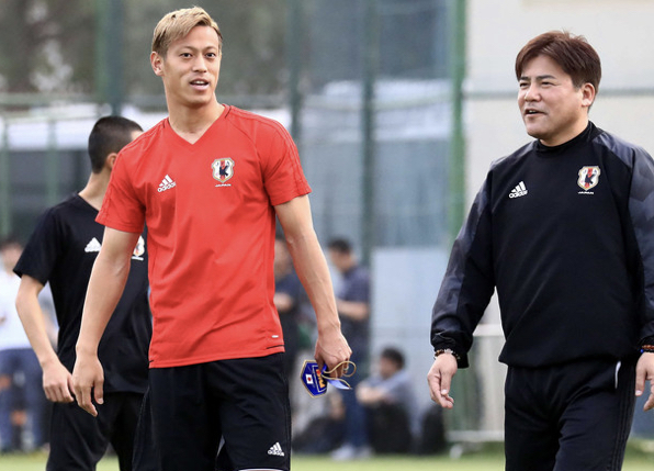 本田圭佑は五輪OA枠に選出されるか リオ五輪監督・手倉森氏の見解