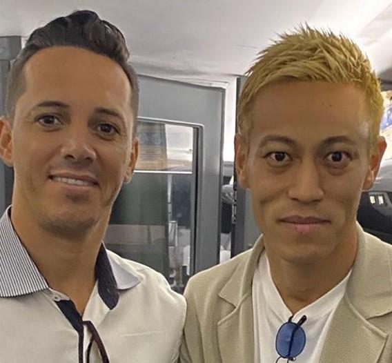本田圭佑ブラジル移籍の仕掛人激白。「4年越しの悲願」