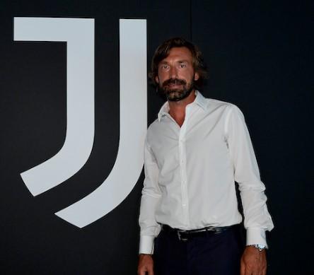 ピルロがユヴェントス新監督に正式決定!