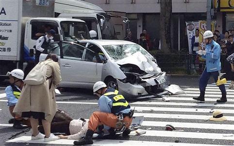 池袋暴走母子死亡「車の異常で暴走した」 元院長が起訴内容否認 東京地裁初公判