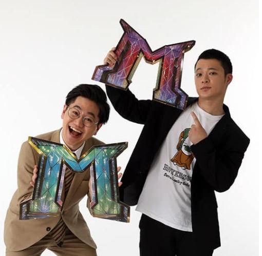 『東京ホテイソン』初の「M-1」決勝進出、僕らの漫才はたけるのパッション