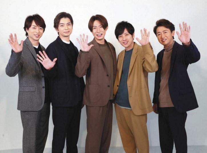 【嵐・arashi】休止前ラストインタビュー『嵐のみんなが嵐のことが好き』